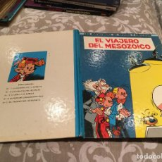 Comics: LAS AVENTURAS DE SPIROU Y FANTASIO Nº 11 EL VIAJERO DEL MESOZOICO. ED. GRIJALBO 1983. Lote 196149762