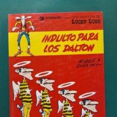 Cómics: LUCKY LUKE Nº 13 INDULTO PARA LOS DALTON 1ª EDICIÓN. Lote 196293991