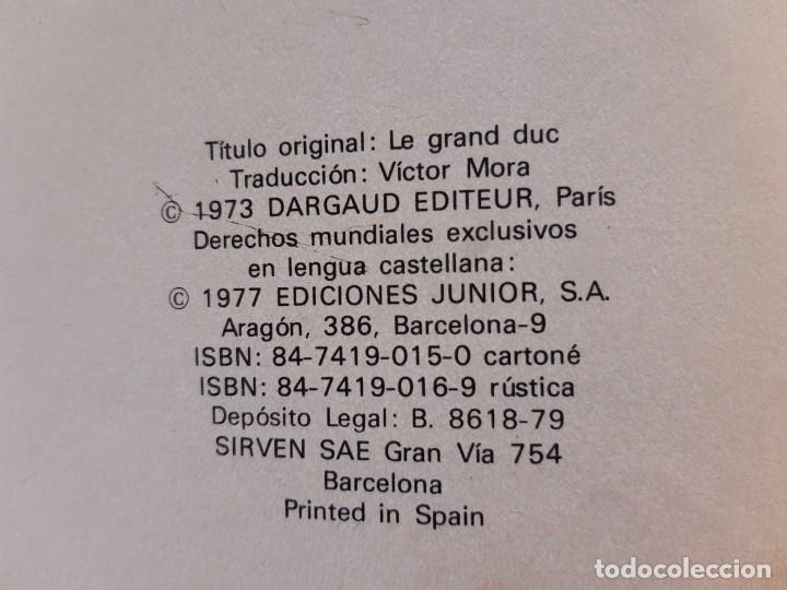 Cómics: LUCKY LUKE EL GRAN DUQUE 1ª EDICIÓN SIN NUMERAR - Foto 2 - 196294562