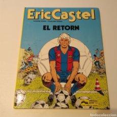 Cómics: COMIC DE ERIC CASTEL, TÍTULO EL RETORN, 1986 EDICIONES JÚNIOR. Lote 196311547