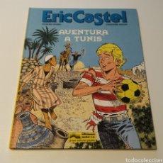 Cómics: COMIC DE ERIC CASTEL, TÍTULO AVENTURA A TUNIS, 1989 EDICIONES JÚNIOR. Lote 196311818