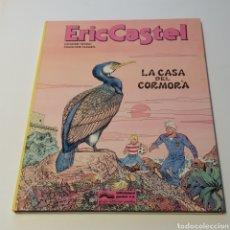 Cómics: COMIC DE ERIC CASTEL, TÍTULO LA CASA DEL CORMORÀ, 1988 EDICIONES JÚNIOR. Lote 196312266