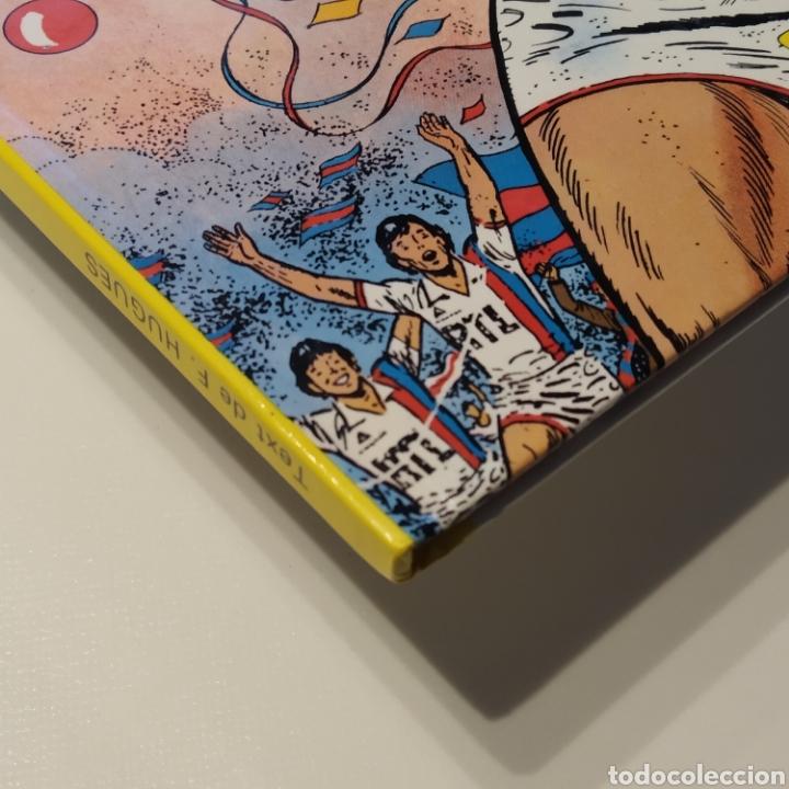 Cómics: Comic de ERIC CASTEL, título LA GRAN DECISIÓ, 1985 Ediciones Júnior - Foto 3 - 196312843