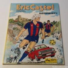 Cómics: COMIC DE ERIC CASTEL, TÍTULO SEGREST!, 1987 EDICIONES JÚNIOR. Lote 196314768