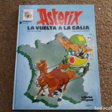 Comics: LA VUELTA A LA GALIA. ASTERIX. GRIJALBO DARGAUD. TAPA DURA. BUEN ESTADO. . Lote 196595482