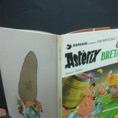 Cómics: ASTERIX. ASTERIX A BRETANYA. GOSCINNY / UDERZO. GRIJALBO/DARGAUD, 1981. . Lote 196647401