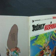Cómics: ASTERIX. ASTERIX A HISPANIA. GOSCINNY / UDERZO. GRIJALBO/DARGAUD, 1982. . Lote 196647532