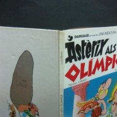 Cómics: ASTERIX. ASTERIX ALS JOCS OLIMPICS. GOSCINNY / UDERZO. GRIJALBO/DARGAUD, 1980. . Lote 196647623