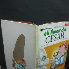 Cómics: ASTERIX. ELS LLORERS DEL CESAR. GOSCINNY / UDERZO. GRIJALBO/DARGAUD, 1981. . Lote 196648072