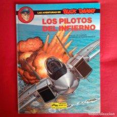 Cómics: LAS AVENTURAS DE BUCK Y DANNY. Nº 42. LOS PILOTOS DEL INFIERNO GRIJALBO. Lote 196735761