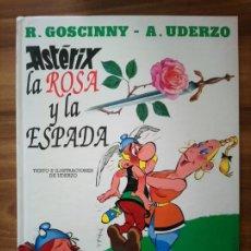 Fumetti: ASTÉRIX LA ROSA Y LA ESPADA - GOSCINY & UDERZO. Lote 196742222