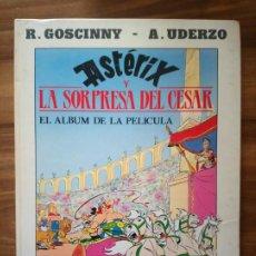 Fumetti: ASTÉRIX Y LA SORPRESA DEL CÉSAR - GOSCINY & UDERZO. Lote 196742416