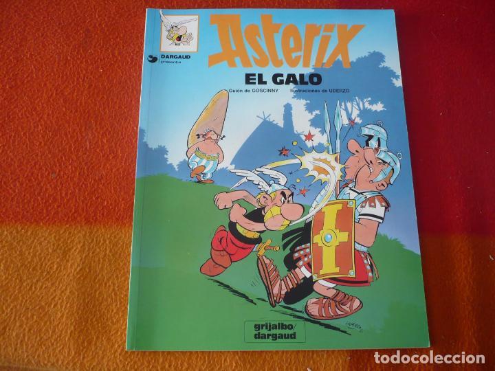 ASTERIX EL GALO ( GOSCINNY UDERZO ) ¡MUY BUEN ESTADO! TAPA BLANDA GRIJALBO DARGAUD (Tebeos y Comics - Grijalbo - Asterix)