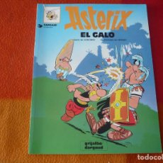 Cómics: ASTERIX EL GALO ( GOSCINNY UDERZO ) ¡MUY BUEN ESTADO! TAPA BLANDA GRIJALBO DARGAUD. Lote 196773818