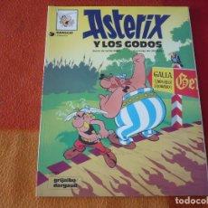 Cómics: ASTERIX Y LOS GODOS ( GOSCINNY UDERZO ) ¡MUY BUEN ESTADO! TAPA BLANDA GRIJALBO DARGAUD. Lote 196773906