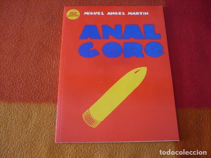 Cómics: ANAL CORE ( MIGUEL ANGEL MARTIN ) ¡MUY BUEN ESTADO! LA FACTORIA DE IDEAS - Foto 1 - 196774148