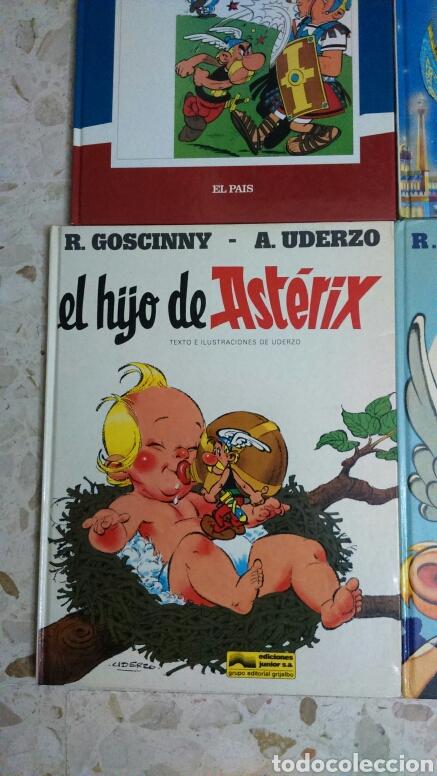 Cómics: ASTERIX LOTE DE 6 COMIC PASTA DURA - Foto 5 - 196817662