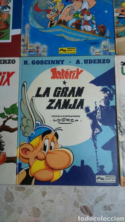 Cómics: ASTERIX LOTE DE 6 COMIC PASTA DURA - Foto 6 - 196817662