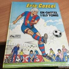 Cómics: ERIC CASTEL Nº 1 EN CASTEL I ELS TONIS CATALAN (JUNIOR) 1985 TAPA DURA (COIB64). Lote 197117777