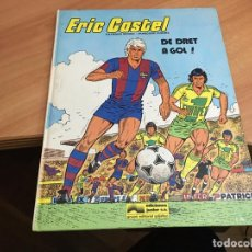 Comics : ERIC CASTEL Nº 4 DE DRET A GOL (JUNIOR) 1983 TAPA DURA CATALAN (COIB64). Lote 197119373