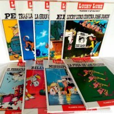 Fumetti: LUCKY LUKE - PLANETA AGOSTINI - 9 CÓMICS NUEVOS. Lote 197393865