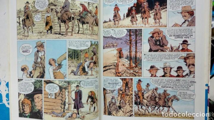 Cómics: Comanche - Les loups de Wyoming- Grijalbo - edición en francés - Foto 3 - 197594955