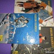 Comics: LA GUERRA INTERMINABLE / LOS TRES TOMOS ORIGINALES INTEGRAL - MARVANO Y HALDEMAN. Lote 197671967