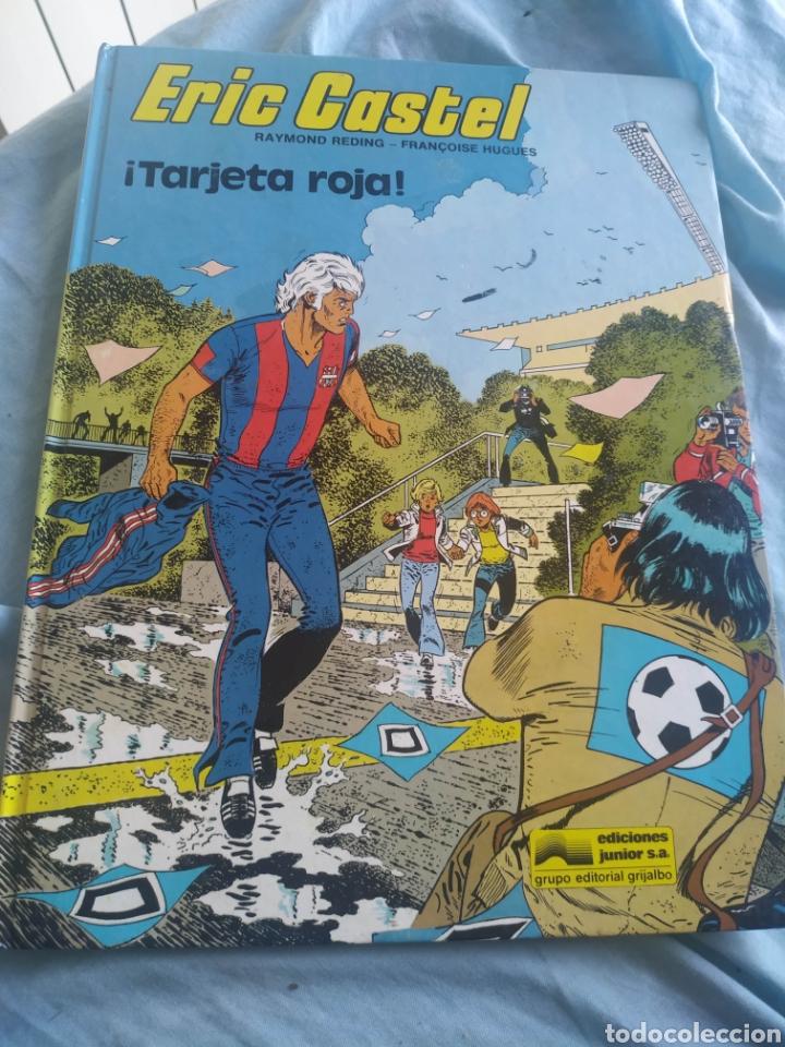 LIBRO COMIC ERIC CASTEL EDICIONES JUNIOR EDITORIAL GRIJALBO 1981 NUM 3 (Tebeos y Comics - Grijalbo - Eric Castel)