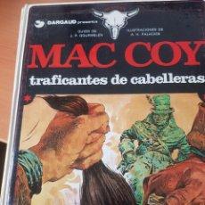 Fumetti: MAC COY TRAFICANTES DE CABELLERAS. Lote 197736055