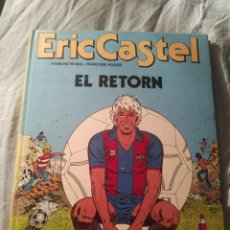 Cómics: LIBRO COMIC ERIC CASTEL EDICIONES JUNIOR EDITORIAL GRIJALBO 1986 N. 10 EL RETORN CATALÀ CATALAN. Lote 197765875
