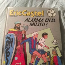 Cómics: LIBRO COMIC F C BARCELONA ERIC CASTEL EDICIONES JUNIOR EDITORIAL GRIJALBO 1990 N 14 CATALÀ CATALAN. Lote 197766128