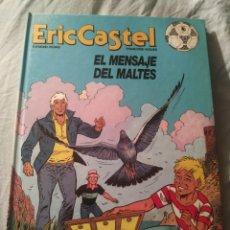 Cómics: LIBRO COMIC F C BARCELONA ERIC CASTEL EDICIONES JUNIOR EDITORIAL GRIJALBO 1992 NUM 15 CASTELLANO. Lote 253767685
