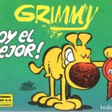 Cómics: GRIMMY. TIRAS GRIJALBO. 4 TOMOS FORMATO APAISADO. Lote 197866326