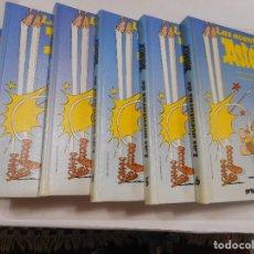 Cómics: GOSCINNY LAS AVENTURAS DE ASTÉRIX (6 TOMOS) Y99611W . Lote 198013873