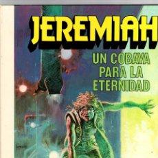 Comics : JEREMIAH. Nº 5. UNA COBAYA PARA LA ETERNIDAD. HERMANN. GRIJALBO, 1982. Lote 198083757