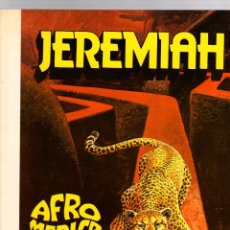 Comics : JEREMIAH. Nº 7. AFROMERICA. HERMANN. GRIJALBO, 1984. Lote 198085246