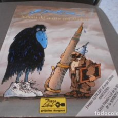 Fumetti: HISTORIA DEL CUERVO CON BAMBAS - TAPA DURA. Lote 198220758