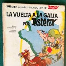 Cómics: ASTÉRIX VUELTA A LA GÁLIA 3 - PILOTE - SIN NÚMERO - CONTRAPORTADA ANTIGUA - BRUGUERA 1ª. Lote 198244171