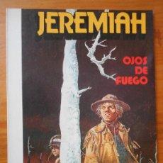 Comics : JEREMIAH - Nº 4 - OJOS DE FUEGO - HERMANN - GRIJALBO (O1). Lote 198406167