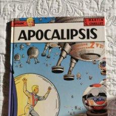 Cómics: LEFRANC - APOCALIPSIS N. 10. Lote 198504586