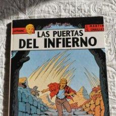 Cómics: LEFRANC - LAS PUERTAS DEL INFIERNO N.5. Lote 198505276