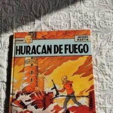 Cómics: LEFRANC -HURACAN DE FUEGO N.2. Lote 247168195