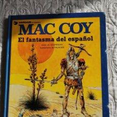 Cómics: MAC COY EL FANTASMA DEL ESPAÑOL N.16. Lote 198521988