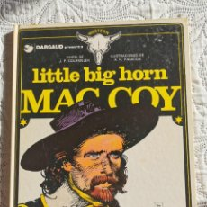 Cómics: MAC COY- LITTLE BIG HORN N.8. Lote 198523216