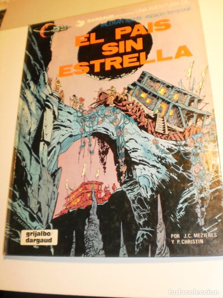 DARGAUD. VALERIAN 2. EL PAÍS SIN ESTRELLA GRIJALBO 1980 COLO (BUEN ESTADO) (Tebeos y Comics - Grijalbo - Valerian)