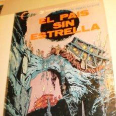 Cómics: DARGAUD. VALERIAN 2. EL PAÍS SIN ESTRELLA GRIJALBO 1980 COLO (BUEN ESTADO). Lote 198557756
