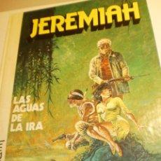 Cómics: JEREMIAH 8. LAS AGUAS DE LA IRA. GRIJALBO 1986 COLOR TAPA DURA (ESTADO NORMAL). Lote 198559633
