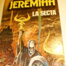 Cómics: JEREMIAH 5 LA SECTA. GRIJALBO 1983 COLOR TAPA DURA (ESTADO NORMAL). Lote 198560100