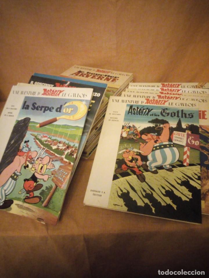 Cómics: Lotazo de 27 tebeos de asterx y obelix ,desde los 60 hasta los 80 - Foto 6 - 198631438