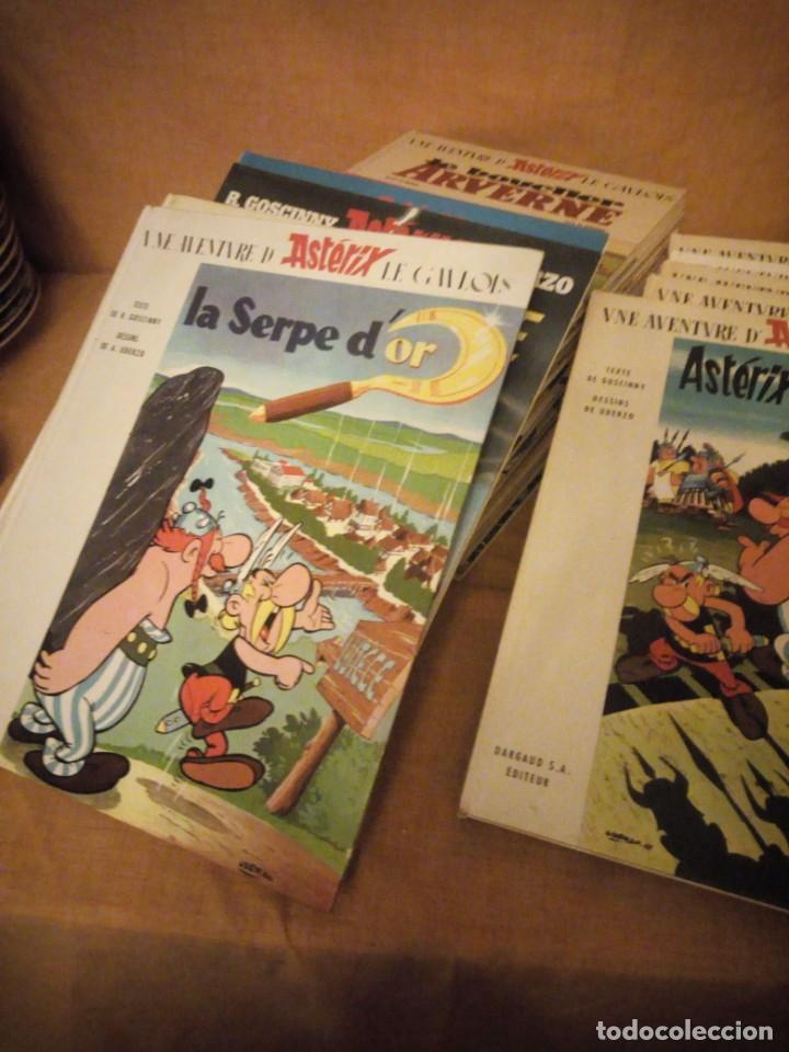 Cómics: Lotazo de 27 tebeos de asterx y obelix ,desde los 60 hasta los 80 - Foto 8 - 198631438